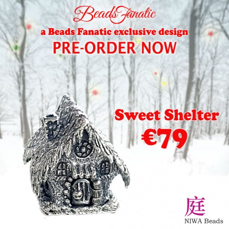 Sweet Shelter Beads Fanatic Exclusive Limited Edition