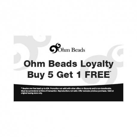 OHM Loyalty Card