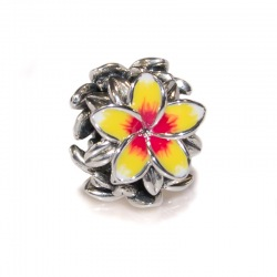 Frangipani Red & Yellow