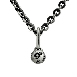 OHM Ball Necklace 70cm