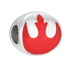 Disney - Star Wars Rebel Logo Disc Charm