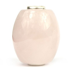 Rose Quartz Barrel